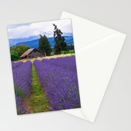 Little Lavender Farm Stationery Cards