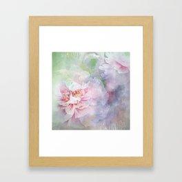 peony love N°4 Framed Art Print