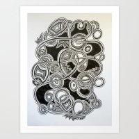 Treble - NEW Art Print