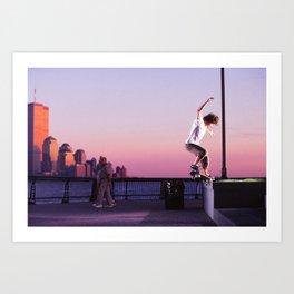 Jason Dill Art Print