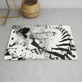 PLEASE, COME IN CONTACT OUR PLANET EARTH Rug