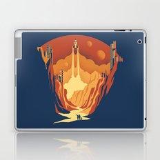 New World Laptop & iPad Skin