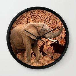 Hathi - Rudyard Kiplings Jungle Book Wall Clock