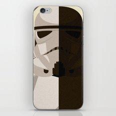 Troopers iPhone & iPod Skin