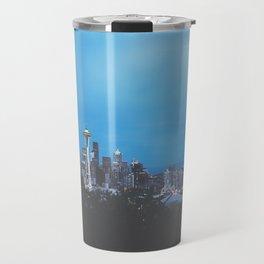 Seattle Twilight Travel Mug