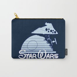 Welcome to the new family friendly Star Wars Empire! Carry-All Pouch