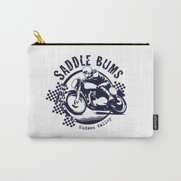 Saddle Bums logo Carry-All Pouch