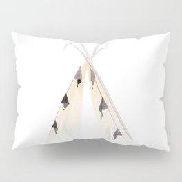 Wanderlust Tent - Hiking Adventure Pillow Sham