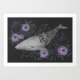 Dive III Art Print