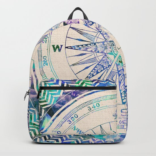 Follow Your Own Path Backpack
