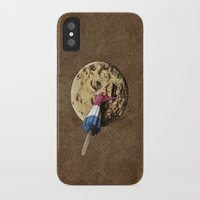 michael jackson iPhone & iPod Cases featuring Summer Voyage by Eric Fan