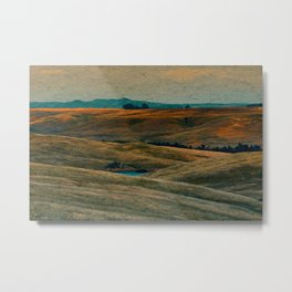 The Beauty of Nothing and Nowhere Metal Print
