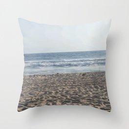 Venice Beach II Throw Pillow