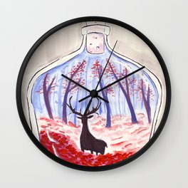 Captured Wall Clock