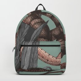 Snakes (animals collection) Backpack