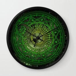 Magic Circle - Yukito Tsukishiro Wall Clock