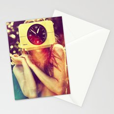 SEX ON TV - WAKE UP by ZZGLAM Stationery Cards