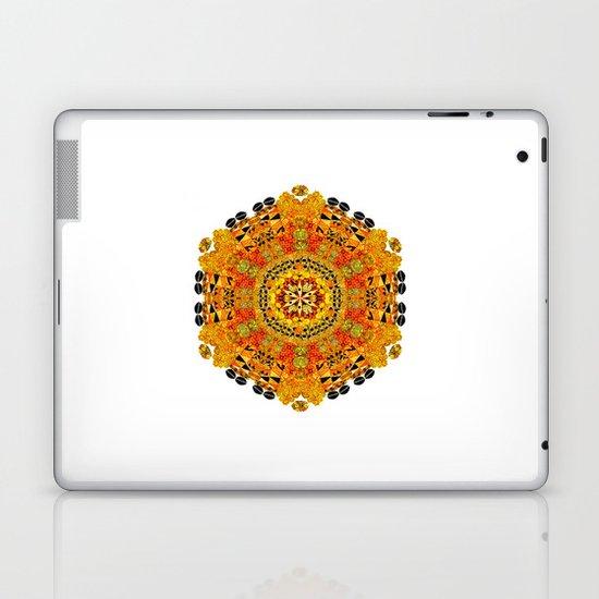 Patterned Sun Laptop & iPad Skin