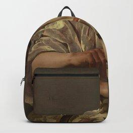 Hendrick ter Brugghen - Democritus Backpack