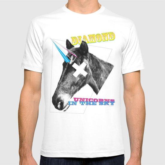Diamond Unicorn T-shirt