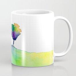 Hue Tree Trio Coffee Mug