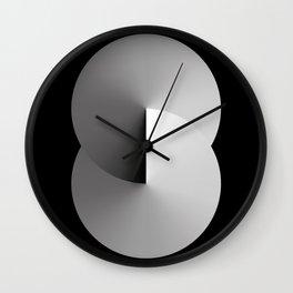 Perfect Cut Wall Clock