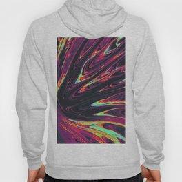 colorful trippy artwork Hoody