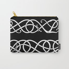 Urnes Style Ornament V Carry-All Pouch
