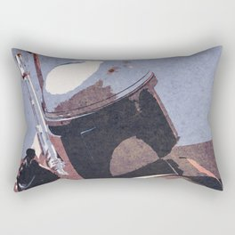 Bobba Fett | The Bounty Hunter | Star War Art Rectangular Pillow