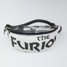 Vintage Film Poster - The Furious Monk Fanny Pack
