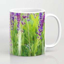 sage salvia meadow Coffee Mug