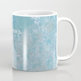 Vintage Galvanized Metal Coffee Mug