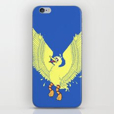 Spread Your Wings! iPhone & iPod Skin