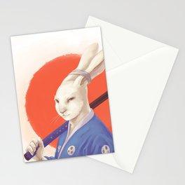 Usagi Miyamoto Stationery Cards