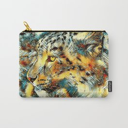 AnimalArt_Leopard_20170606_by_JAMColorsSpecial Carry-All Pouch