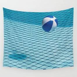 Ball & Pool Wall Tapestry