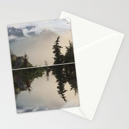 Sunrise on Baker Stationery Cards