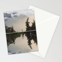 Sunrise on Baker Stationery Cards