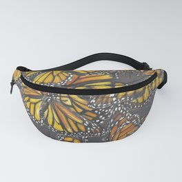 Traveling Monarch Fanny Pack