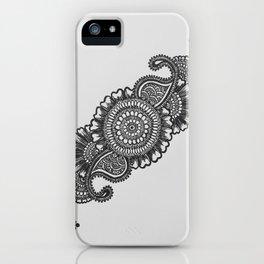 Sneha (Love) #3 iPhone Case