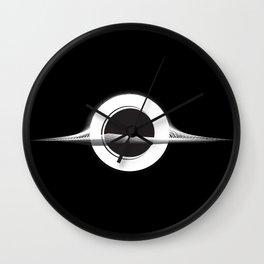 Interstellar gargantua Wall Clock