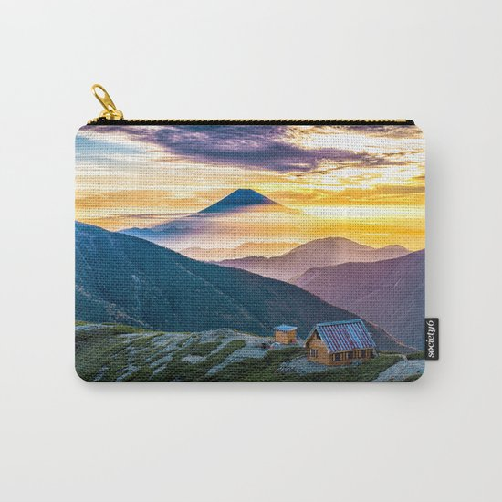 Mt Fuji I Carry-All Pouch