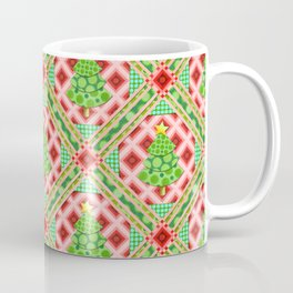 Groovy Festive Christmas Coffee Mug