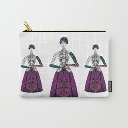 Portrait of a lady: Berenice Carry-All Pouch