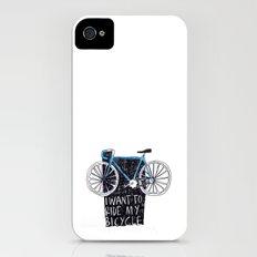 My Bicycle Slim Case iPhone (4, 4s)