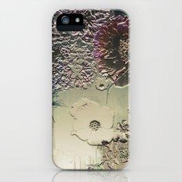 Metallic Botany iPhone Case
