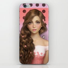 Candy Kiss iPhone Skin