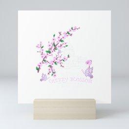 Cherry Blossom Festival - Washington DC 8 T-Shirt Mini Art Print