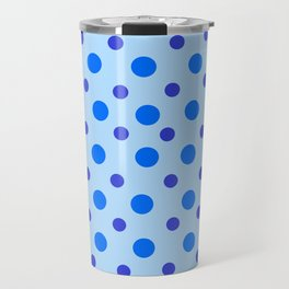 Polka Dots Travel Mug