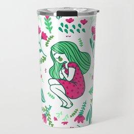 Garden Girl Travel Mug